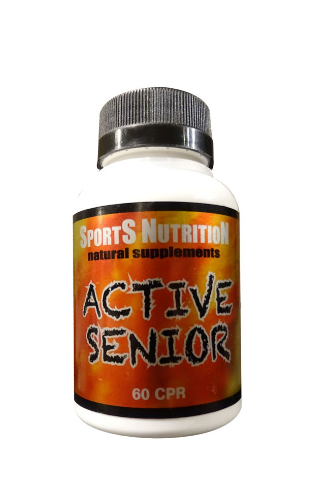 Active Senior – 60 Components Protein