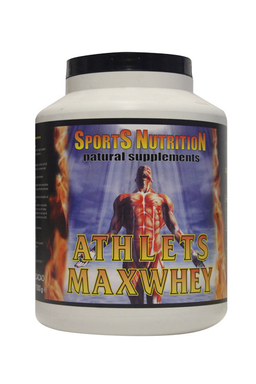 ATHLETS MAXWHEY