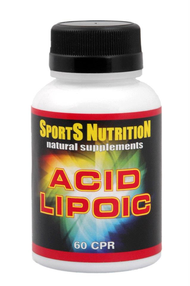 Acid Lipoic – 60 Components Protein