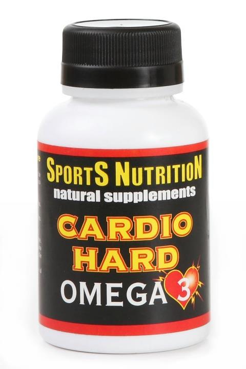 Cardio Hard Omega 3